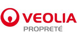 Copas ascenseurs Veolia Propreté logo