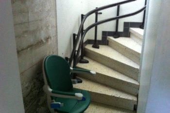 copas accessibilite - chaise les ollieres