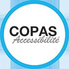Logo Copas Accessibilité